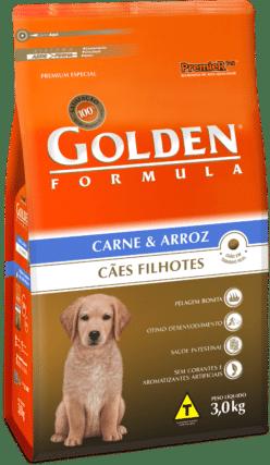 Ração Golden Formula Filhotes
