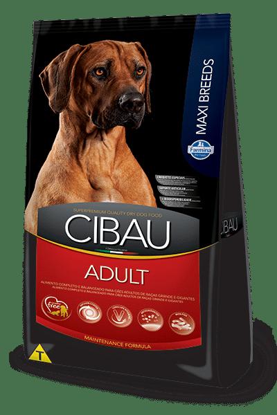 Ração Cibau Cães Adulto Raças Grandes e Gigantes