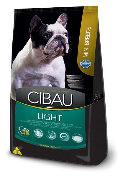 Ração Cibau Cães Light