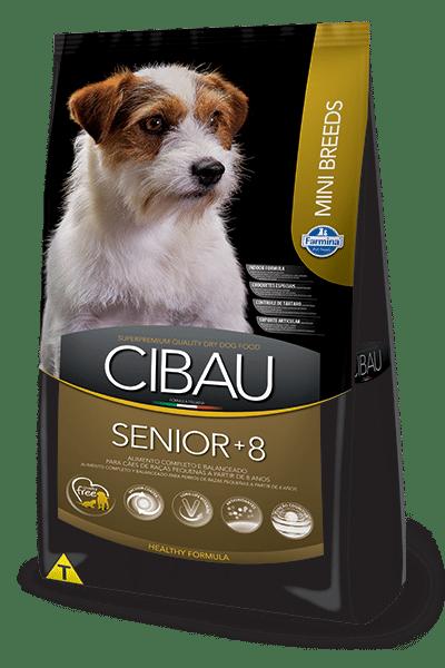 Ração Cibau Cães Senior +8