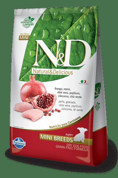 N&D Prime (antiga Grain Free)