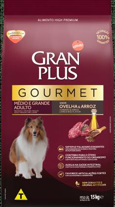 Gran Plus Gourmet é boa?
