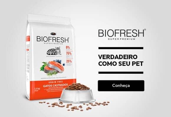 Ração Biofresh é boa?