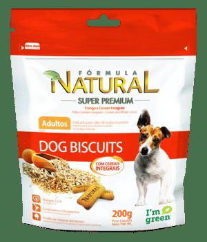 Biscoito Dog Biscuits Para Cães Adultos