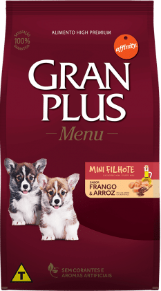 Gran Plus Filhote é boa?