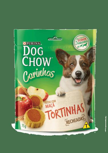 Petisco Carinhos Dog Chow Tortinhas