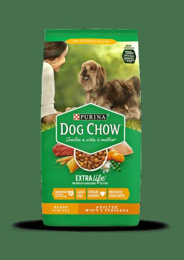 Alimento Úmido Dog Chow Adulto Raças Pequenas
