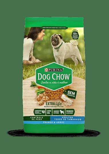 Ração Dog Chow Adulto Controle de Peso