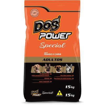 Ração Dog Power para Cães Adultos