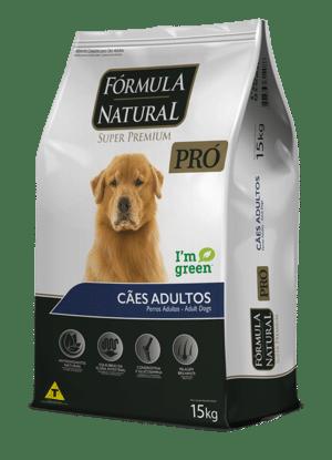 Fórmula Natural Pro Super Premium Cães Adultos Portes Médio e Grande