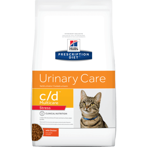Hill's Prescription Diet c/d Multicare Felino Frango & Vegetais