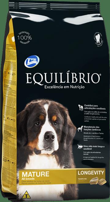 Cães Mature Raças Médias e Grandes Excelência em Nutrição