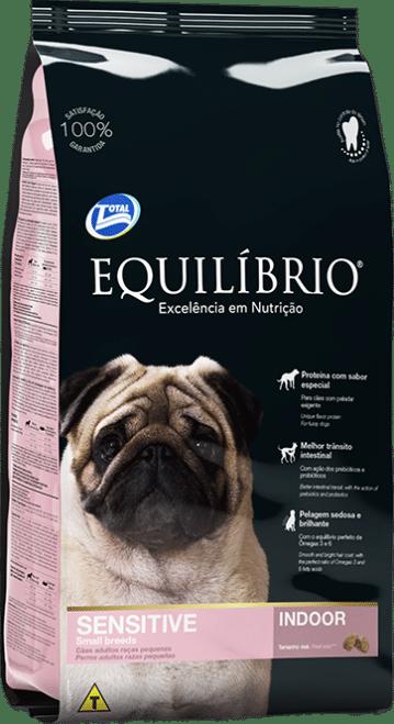 Cães Sensíveis Raças Pequenas Experiência em Nutrição