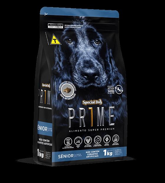 Ração Cães Adultos Special Dog Prime Sênior Super Premium